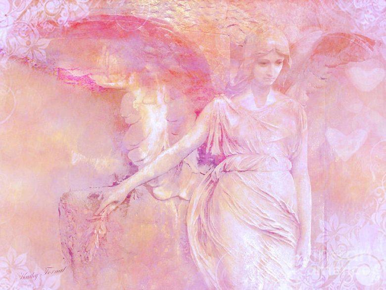 Anđeo u roza kaputu