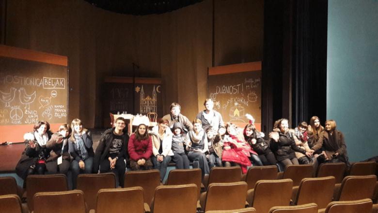 Posjet Kazalištu Trešnja