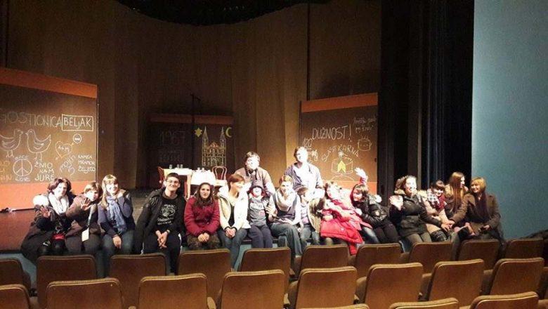 Druženje u kazalištu Trešnja